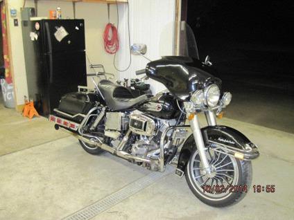1980 Harley-Davidson Shovelhead FLH Electra Glide