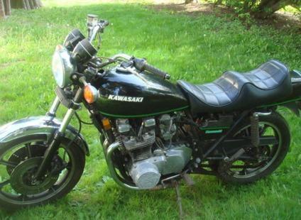 ,.1980 Kawasaki KZ1000 MKII for Sale in Chicago, Illinois ...