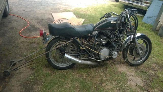 1980 Kawasaki Kz1000 see description and pics
