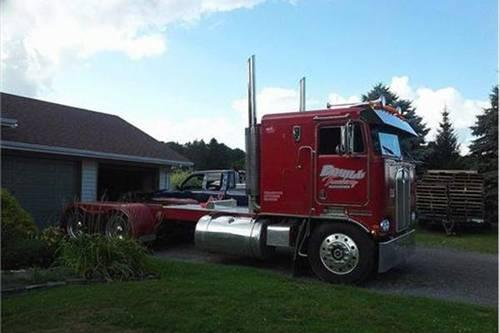 1980 Kenworth K100 Cab Over Sleeper Semi For Sale In