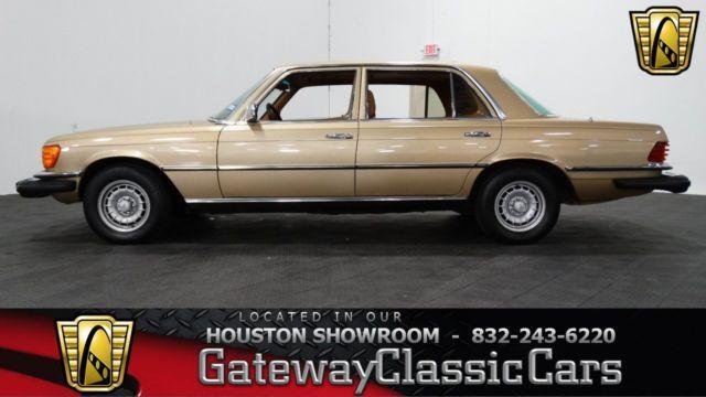 1980 mercedes 450sel 307hou 1980 mercedes benz 450sel for Mercedes benz for sale in houston