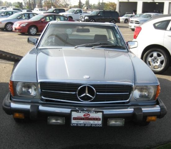 1980 Mercedes-Benz 450SL For Sale In Porterville