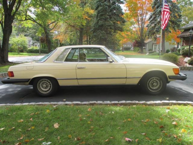 1980 mercedes benz 450slc for sale in scotch plains new for Mercedes benz for sale in nj