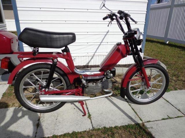 1980 motron moped 49cc