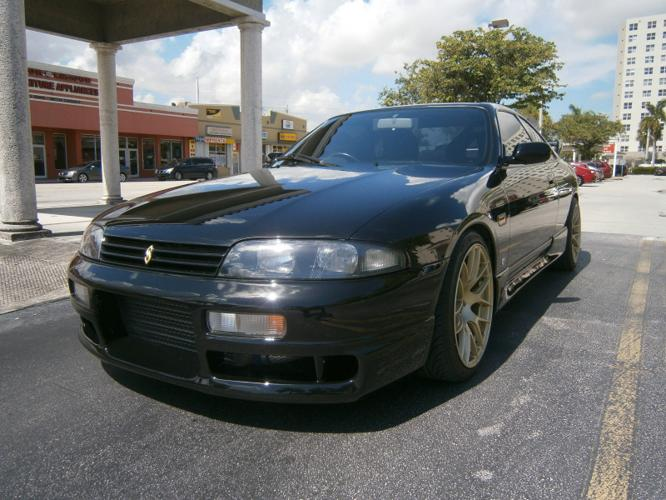 1980 nissan skyline r33 gtst for sale in hialeah florida. Black Bedroom Furniture Sets. Home Design Ideas