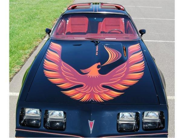 1980 pontiac firebird trans am for sale in fredericksburg virginia classified. Black Bedroom Furniture Sets. Home Design Ideas