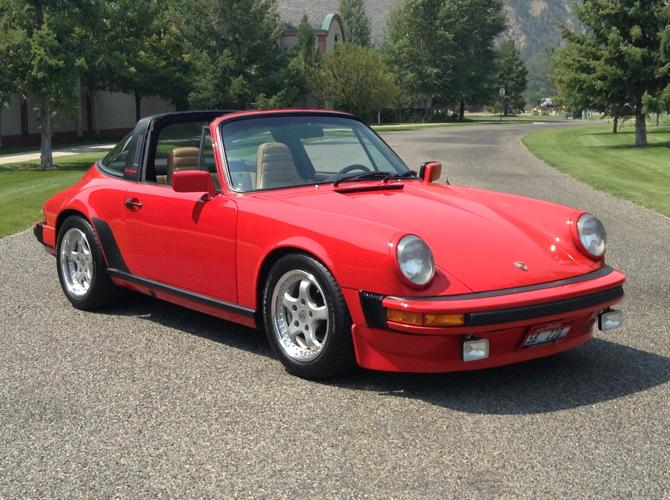 1980 porsche 911 targa for sale in hailey idaho. Black Bedroom Furniture Sets. Home Design Ideas