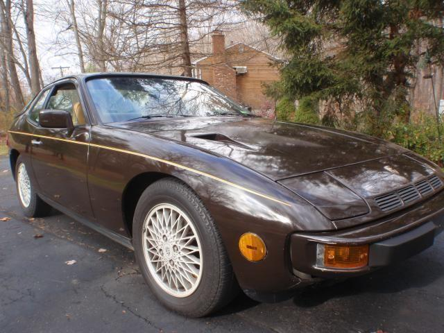 1980 Porsche 924 Turbo (931), Survivor, 5spd, moonroof
