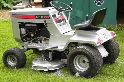 1980 Sears Craftsman Lawn Riding Mower Lt 8 36 For In Woolrich Pennsylvania