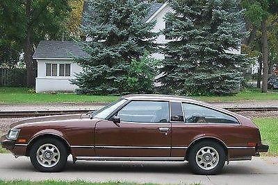 1980 Toyota Celica Supra Hatchback 2-Door 2.6L for Sale in ...