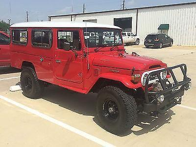 1980 Toyota Fj45 Land Cruiser Troopy For Sale In Pasadena
