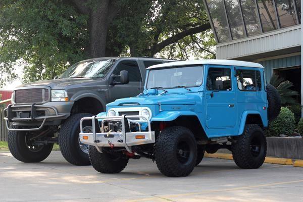 1980 Toyota Land Cruiser FJ40 for Sale in Pasadena, Texas ...