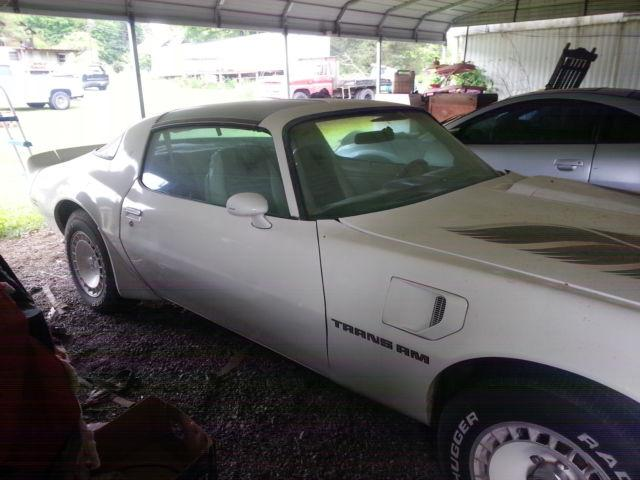 1980 Trans Am Nascar Pace Car For Sale In Dalton North Carolina Classified