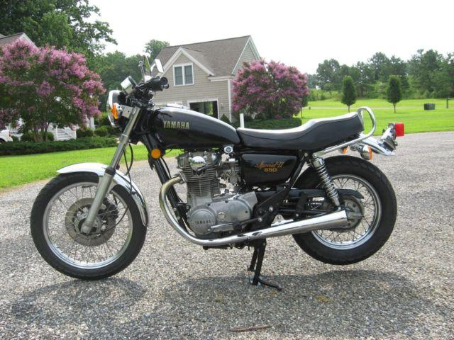 1980 yamaha xs650 special ii for sale in alfonso  virginia classified americanlisted com Yamaha XS650 Cafe Racer Yamaha XS650 Cafe Racer
