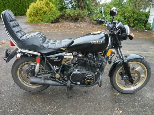 1980 yamaha xs850 midnight special for sale in brush