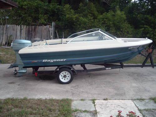 1981 15 Ft Runabout Time Capsule 60 Hp Evinrude For Sale In Gifford Florida