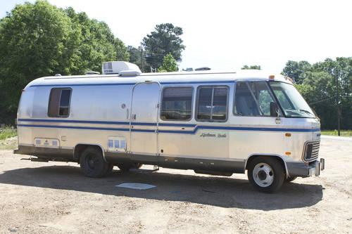 1981 AIRSTREAM EXCELLA MOTORHOME