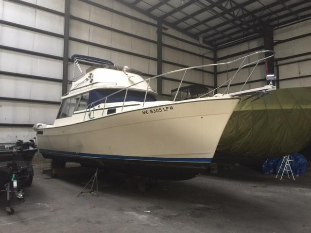 1981 Bayliner 3270 Explorer Yacht