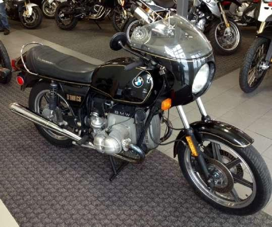 1981 bmw r100cs for sale in boise idaho classified. Black Bedroom Furniture Sets. Home Design Ideas