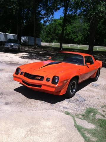 1981 camaro z28 for sale in gladewater texas classified. Black Bedroom Furniture Sets. Home Design Ideas