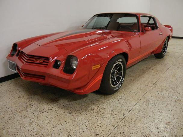 1981 chevrolet camaro z28 17 995 for sale in grimes iowa classified. Black Bedroom Furniture Sets. Home Design Ideas