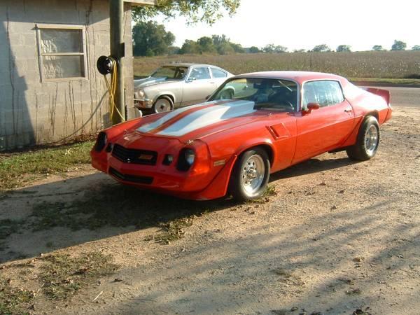 1981 Chevrolet Camaro Z28 For Sale In Pinckard Alabama