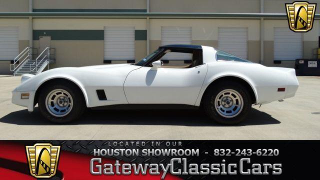 1981 chevrolet corvette 346hou for sale in houston texas classified. Black Bedroom Furniture Sets. Home Design Ideas