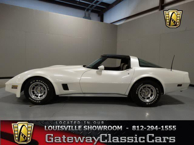 1981 Chevrolet Corvette 800LOU for Sale in Memphis