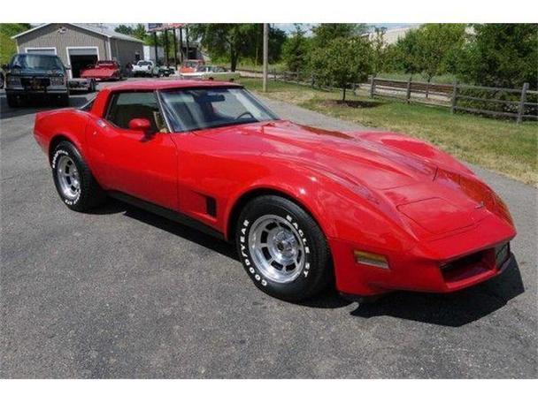 1981 chevrolet corvette for sale in lansing michigan classified. Black Bedroom Furniture Sets. Home Design Ideas