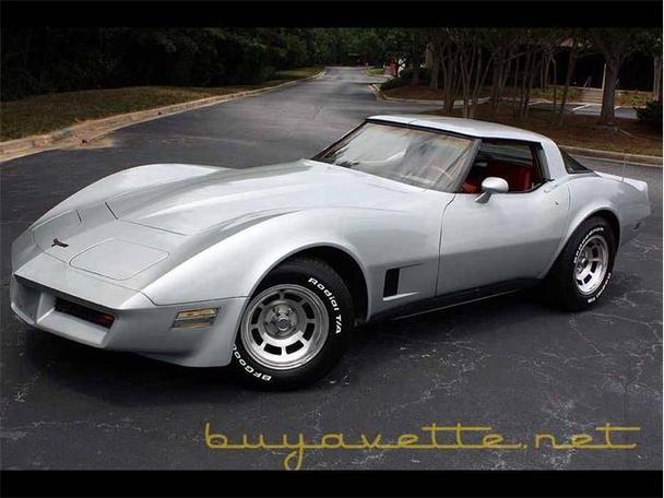 1981 chevrolet corvette for sale in atlanta georgia classified. Black Bedroom Furniture Sets. Home Design Ideas