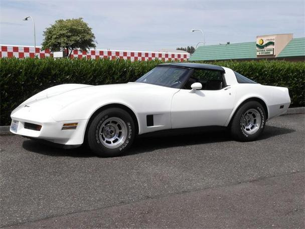 1981 chevrolet corvette for sale in renton washington classified. Cars Review. Best American Auto & Cars Review