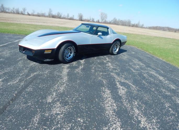 1981 chevrolet corvette for sale in findlay ohio classified. Black Bedroom Furniture Sets. Home Design Ideas