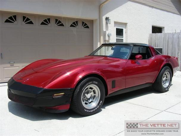 1981 chevrolet corvette for sale in sarasota florida classified. Cars Review. Best American Auto & Cars Review