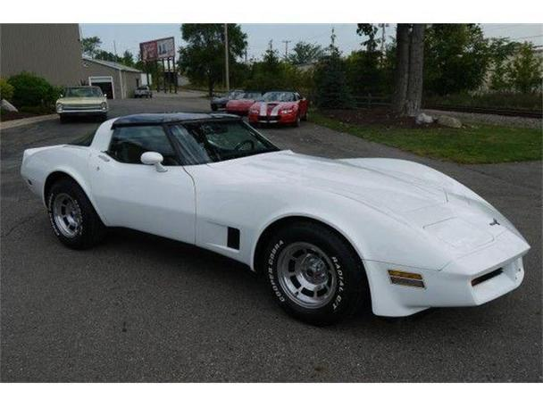 1981 chevrolet corvette for sale in lansing michigan classified. Cars Review. Best American Auto & Cars Review