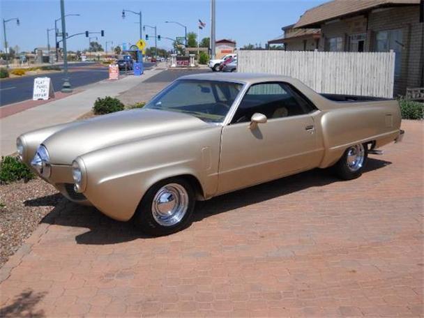 1981 Chevrolet El Camino For Sale In Gilbert Arizona