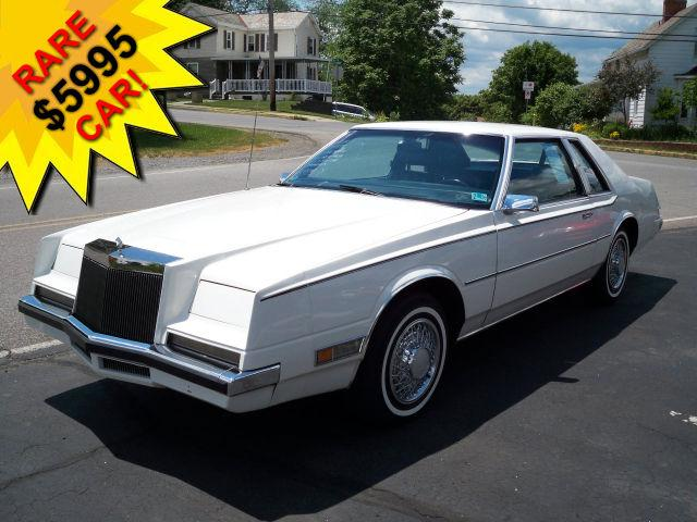 1981 chrysler imperial for sale in harmony pennsylvania. Black Bedroom Furniture Sets. Home Design Ideas