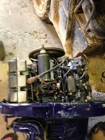1981 Evinrude 175Hp Motor