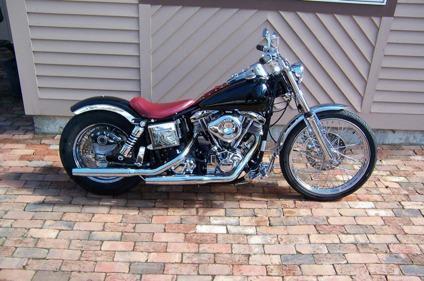 1981 Harley Davidson Shovelhead fxe
