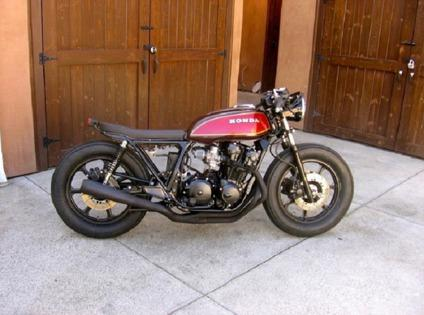 1981 Honda CB750 Custom ` Delivery Worldwide ` Restored