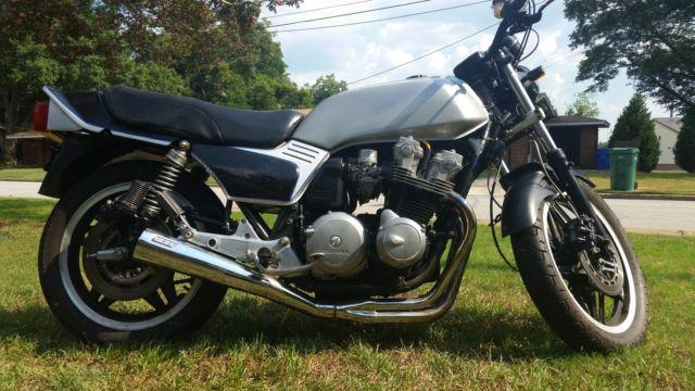1981 Honda CB900F Super Sport - Video Included - Runs