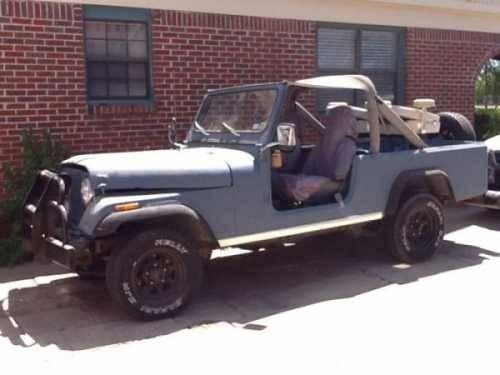 1981 jeep scrambler cj8 classic truck in san angelo tx for sale in san angelo texas classified. Black Bedroom Furniture Sets. Home Design Ideas
