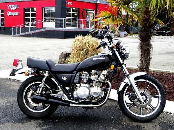 1981 Kawasaki Kz750h Ltd For Sale In Port Orchard