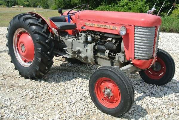 Mf 50 Parts : Massey ferguson mf for sale in granbury texas
