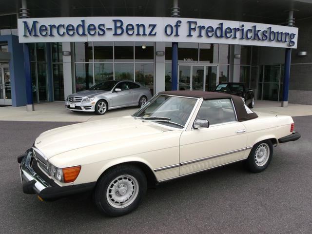 1981 mercedes benz for sale in fredericksburg virginia for Mercedes benz fredericksburg va