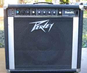 1981 Peavey Bandit Solo Series Guitar Amp - $175