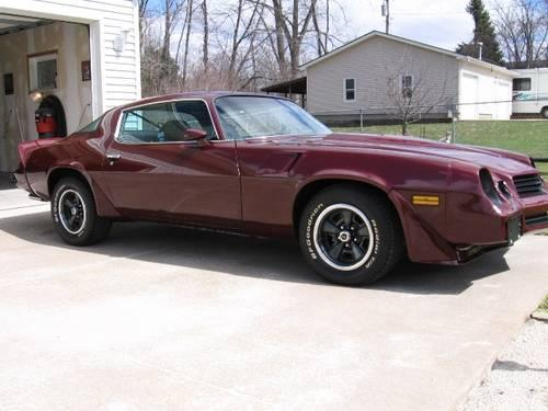 1981 rust free rottiseried camaro z28 for sale in blackhawk illinois classified. Black Bedroom Furniture Sets. Home Design Ideas