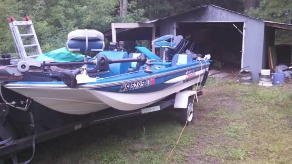 1981 skeeter 1981 fishing boat in tomahawk wi for Used fishing boats for sale in wisconsin