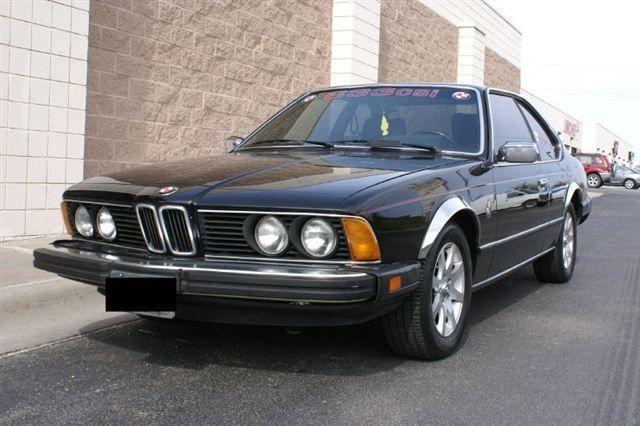 1982 Bmw 633 For Sale In Omaha Nebraska Classified