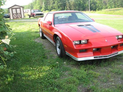 1982 camaro z28 65000 miles are trade 2 ton dump truck for. Black Bedroom Furniture Sets. Home Design Ideas
