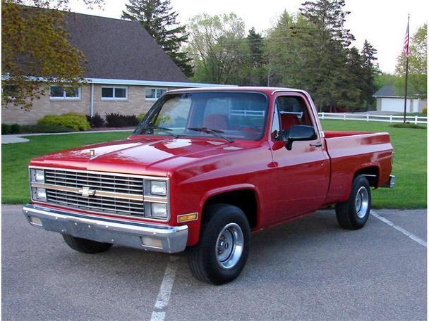 1982 Chevrolet C10 For Sale In Maple Lake Minnesota
